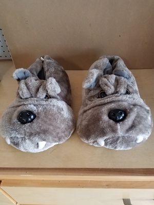 Dog slippers - new - one size fits all for Sale in Cape Coral, FL
