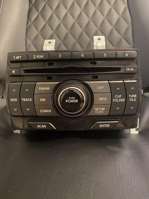 2011 2012 HYUNDAI GENESIS AM FM CD MP3 RADIO SATELLITE RECEIVER OEM for Sale in Orlando, FL