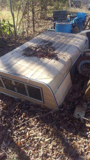 Lenard camper top for a long bed Ford ranger for Sale in Mount Ulla, NC