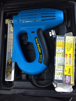 Arrow electro-matic nail gun kit for Sale in Edina, MN
