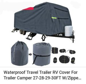 30-33ft RV cover for Sale in Duncanville, TX