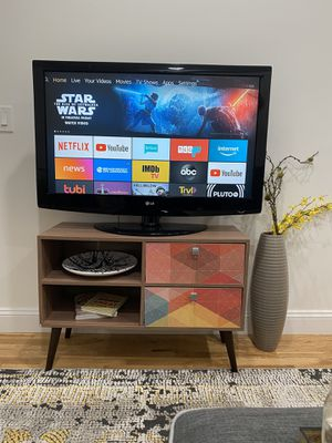 TV Stand With Shelves and Storage for Sale in Brooklyn, NY