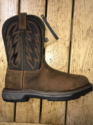 Red Wing Shoes pull on steel toe boots size 8D for Sale in Lakewood, CA