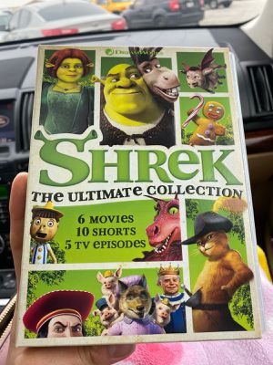 Shrek movie collection for Sale in Benbrook, TX