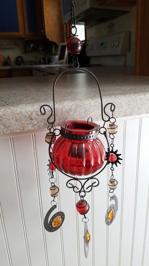 Hanging Candle Decoration for Sale in Monico, WI
