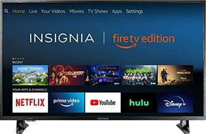 Insignia 55-inch Smart 4K UHD Fire TV for Sale in Glendale Heights, IL