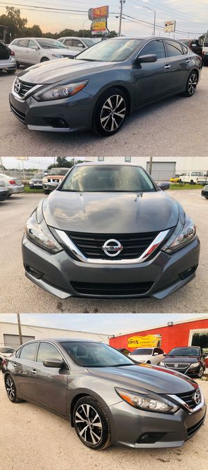 2016 Nissan Altima SR 48k Miles Leather Camera Perfect Trades h Open 7 days for Sale in Largo, FL