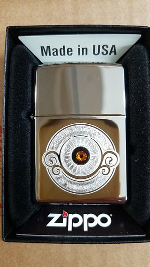 Zippo believe high polished chrome 28183 for Sale in Los Angeles, CA