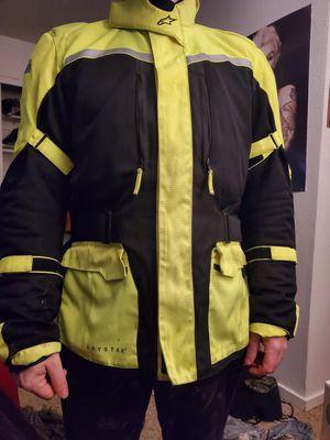 alpinestars motorcycle jacket for Sale in Beaverton, OR
