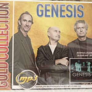 GENESIS - Gold MP3 Collection 14 Albums 1969-2017 for Sale in Hollywood, FL