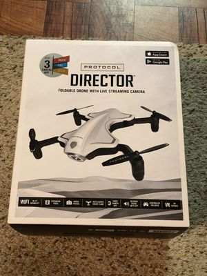 Brand New Drone Protocol Director with live streaming for Sale in Glendora, CA