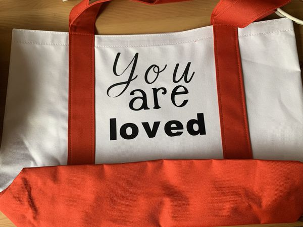 Valentine's Day Personalized Gift Bag