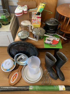 FREE Cookware/Kitchen/Gardening/Crafts for Sale in Fremont, CA