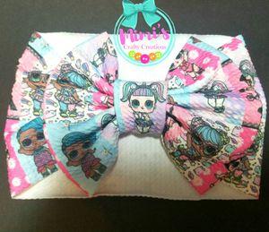 LOL Surprise Doll Headwrap for Sale in Austin, TX