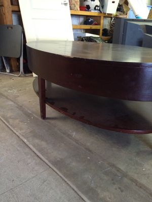 Solid Wood Coffee Table for Sale in US