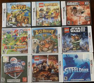 Nintendo DS and 3DS games for Sale in Duluth, GA