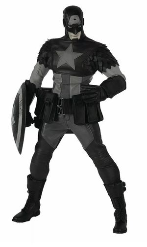 Three A Marvel x 3A Night Mission Captain America 1:6 Scale Action Figure LIMTED for Sale in Sunbury, OH