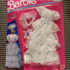 6 New In Original Packaging Barbie Clothes for Sale in Long Beach, CA