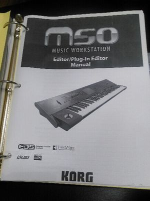 KORG MUSIC KEYBOARD for Sale in Dallas, TX