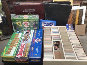 6000+ Sports Cards (Baseball Football Basketball) NEW Sealed Box of 1991 Score Baseball for Sale in Fresno, CA