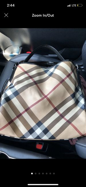 Authentic Burberry Shoulder Bag for Sale in Chula Vista, CA