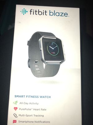 FitBit Blaze Watch for Sale in Houston, TX