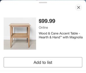Wood table for Sale in Silver Spring, MD