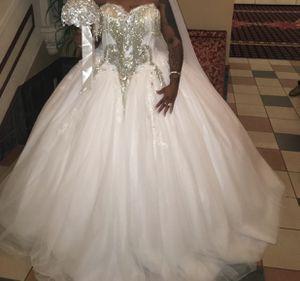 Wedding Dress (Brand Jovani) for Sale in Margate, FL