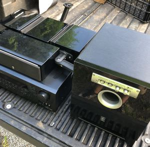 Yamaha Home Theater System with Pioneer Receiver.. for Sale in Franklin, TN