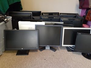 COMPUTER MONITORS $19 EACH for Sale in Kennedale, TX