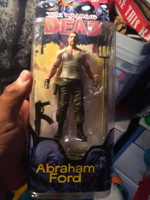 This is post number #2 of the walking dead action figures for Sale in Austin, TX
