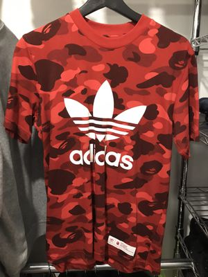 Bape Adidas Shirt for Sale in Auburn, WA