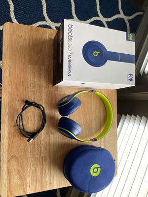 The Beats Solo 3 - On Ear Headphones for Sale in Leander, TX