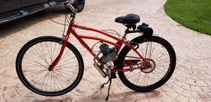 "Motorized schwinn stockton 29""bike for Sale in Davie, FL"
