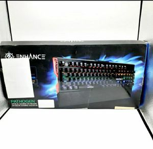 Enhance Pathogen Optical USB Gaming Keyboard for Computer PC for Sale in Hazard, CA
