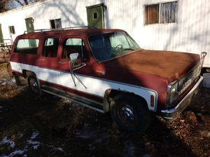 1980 Chevy Suburban with 454 engine for Sale in Frederick, MD