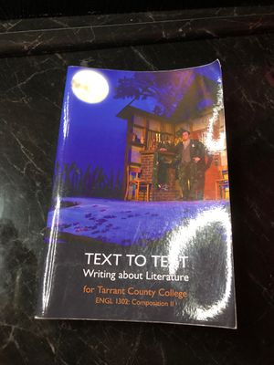 TEXT TO TEXT for Sale in Arlington, TX