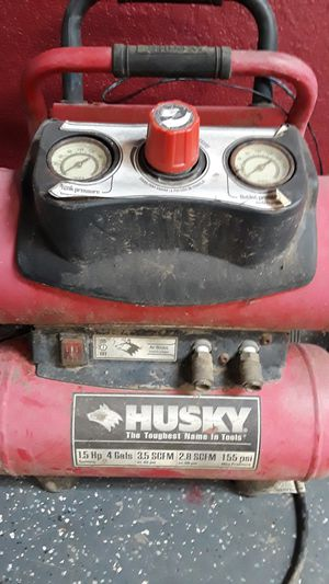 HUSKY compressor for Sale in Lodi, CA