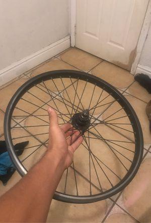 20 inch bmx wheel cassette for Sale in Miramar, FL