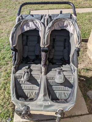 Baby Jogger City Mini GT Double Stroller for Sale in Redlands, CA