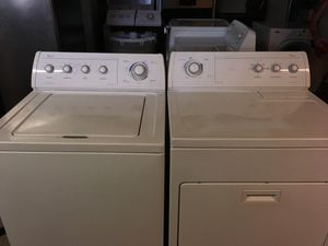 Whirlpool washer and dryer set for Sale in Douglasville, GA