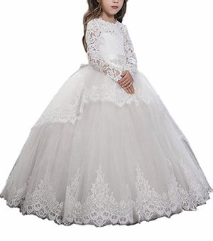Communion or flower girl dress for Sale in Mount MADONNA, CA
