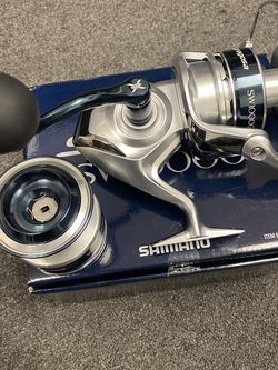 Shimano Saragosa SW10000 W/Spare Spool for Sale in Fort Lauderdale,  FL