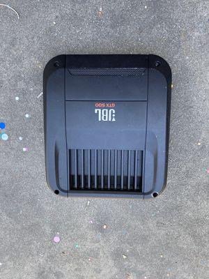 Amplificador JBL 500 watts rms una salida for Sale in Azusa, CA