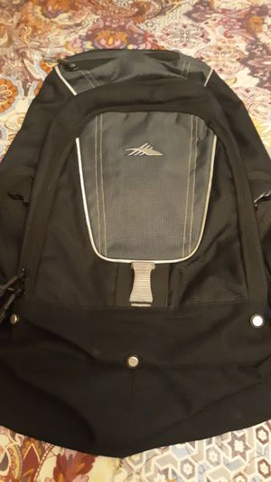 New High sierra backpack - ultra light for Sale in Canton, MI