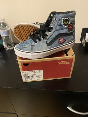 Vans size 7 for Sale in Meriden, CT
