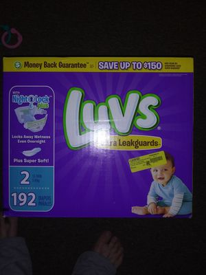 Size 2 Diapers for Sale in Martinsburg, WV