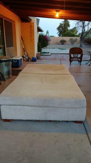 Plush Memory Foam Ottomans for Sale in Mesa, AZ