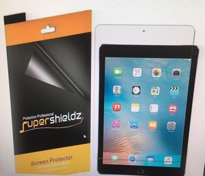 "Ipad Pro 9.7"" screen protector 4 pack Supershieldz for Sale in Santa Monica, CA"