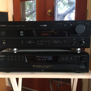 Yamaha AV Receiver for Sale in Santa Monica, CA